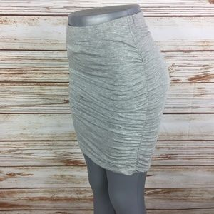 NEW Victoria's Secret Bodycon Tube Mini Skirt